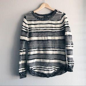 Stitch Fix • Market & Spruce Striped Knit Sweater